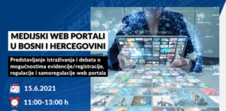 web portali u bosni i hercegovini